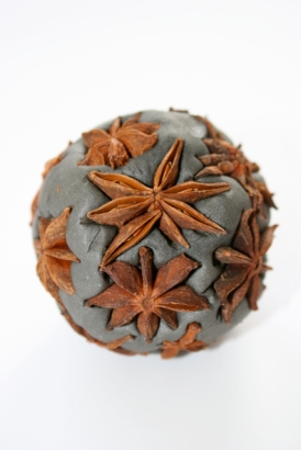 Heavy, Heavy Fuel. Metal Putty and star anise