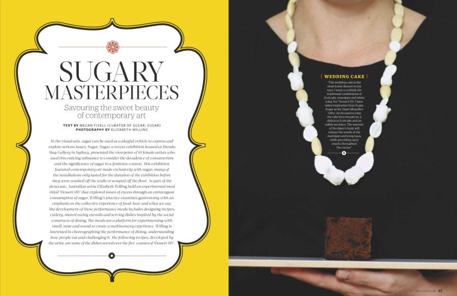 Appetite Magazine. November 2013