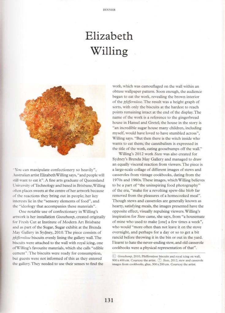 Experimental Eating. Black Dog publishing 2/2