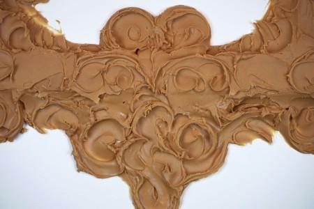 Detail - Taste. Peanut butter. 60x90cm