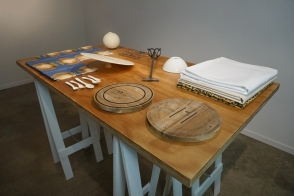 Install 'With the Table in mind' Side Gallery