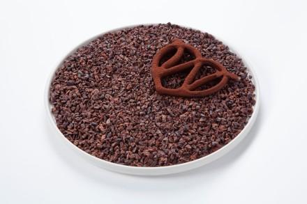 Branding iron - chocolate, mint